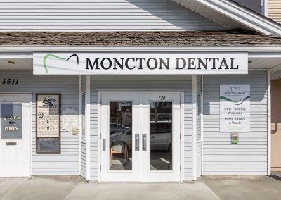 Moncton Dental Steveston Dentist Exterior